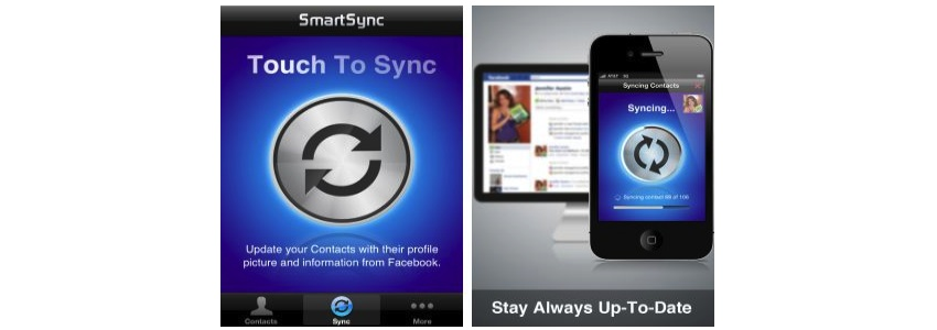 SmartSync iOS Facebook