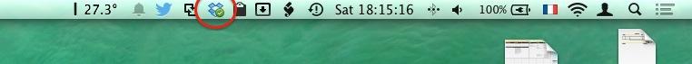 Dropbox icone barre de tache