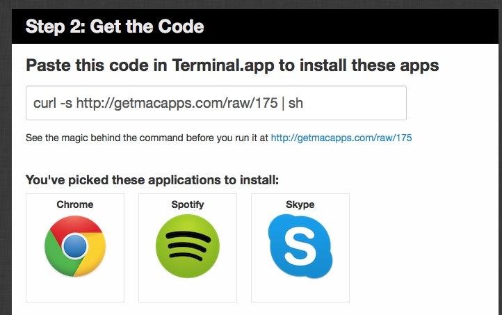 Installer simplement plusieurs applications sur Mac