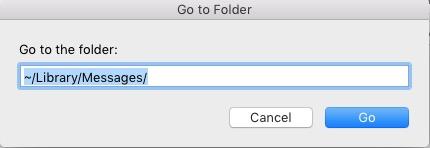 Supprimer l'historique de Messages sur Mac
