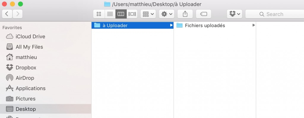 Upload to Ftp Automator