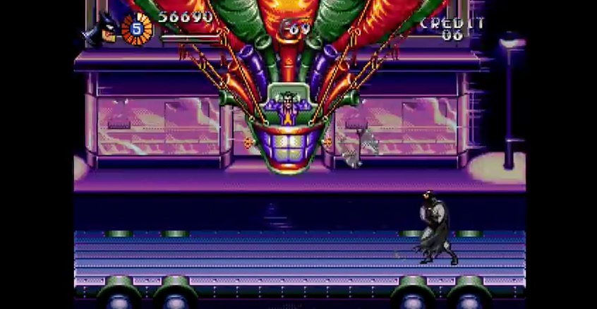 Adventures of Batman and Robin longplay Joker