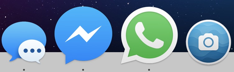 What's in my dock ?