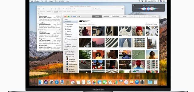 Configuration minimale requise pour macOS High Sierra 10.13