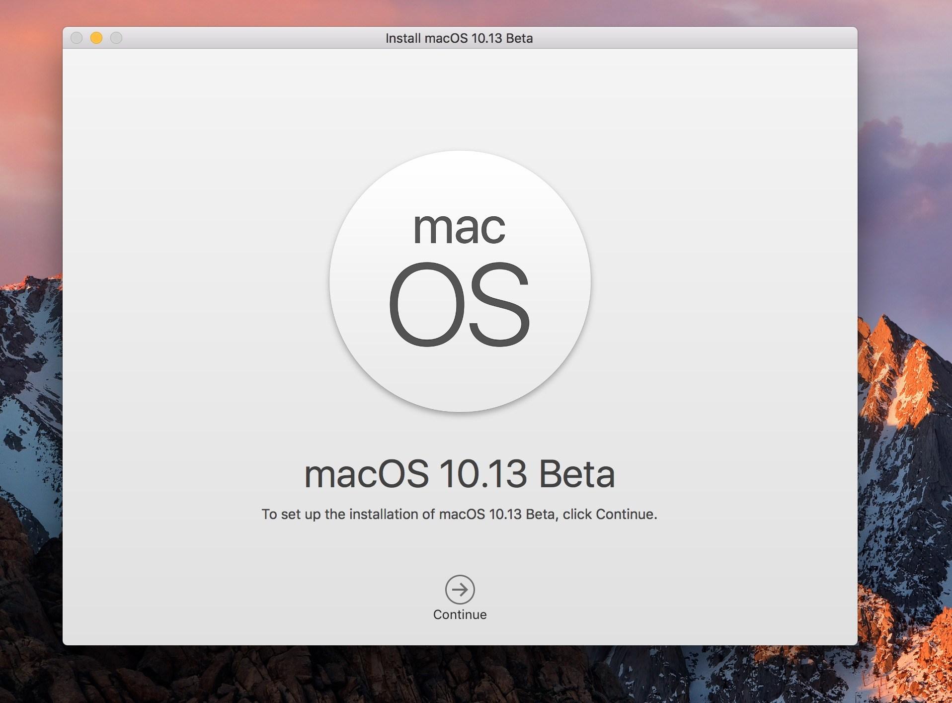 Créer une clé USB bootable de macOS High Sierra 10.13