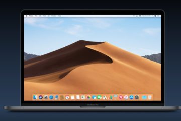 Configuration minimale requise pour macOS Mojave (10.14)