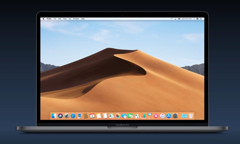 configuration minimale requise pour macos mojave  10 14